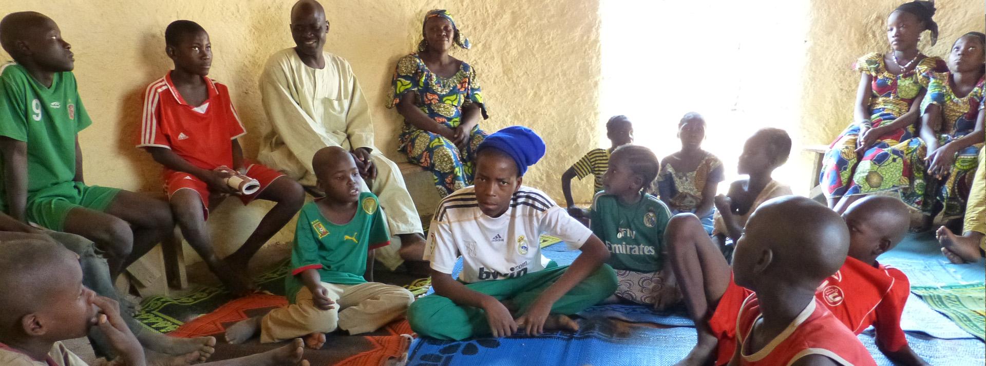 AFEMDI - Kinderhaus in Rey Bouba