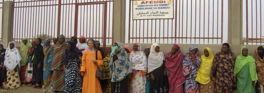 AFEMDI - Schule auf dem Hirsefeld